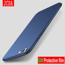 Original JCDA For Huawei P10 P9 Plus Honor 8 Lite V9 7 6X mate 8 9 pro nova 4G phone case scrub cover Luxury Silm Hard Frosted