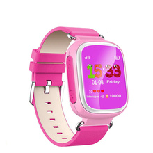 2017 Best Child GPS Tracker Smart Watch Fitness Activity Phone Texting Smartwatch SOS Android Smat Watch For kids Boys Girls