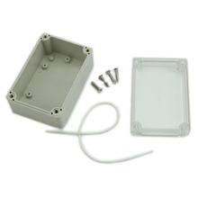 "1 PC High Quality Waterproof Box 3.94""x2.68""x1.97"" Plastic Electronic Project Enclosure Case"