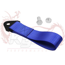 New Tow Strap High Quality Racing Car Tow Strap/Tow Ropes/Hook/Towing Bars With Bolt & Nut