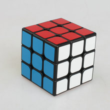 New 3x3x3 magical speed puzzle Paint Cover fidgets Hands cube professional learning & educational classic toys