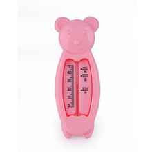 Mambobaby Baby Water Thermometer Infant Bath Digital Thermometer Care Shower Accessories Cute Bear Boy Girl Bath Tub Toy Tester