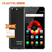 "Oukitel K4000 Plus 4G Smartphone MT6737 Quad Core 4100mAh 5.0"" IPS Android 6.0 2GB RAM 16GB 13.0MP+5.0MP Fingerprint MobilePhone(China)"