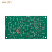 K.G-dynahibal KG source file Kevin Gilmore Unbalanced to balanced preamplifier PCB