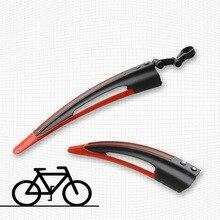 Cycle zone Bike Wings MTB Mountain Bike Bicycle Front Rear Fender Mudguard Set Road Bicycle Front/Rear Racks Mud Guards Fender