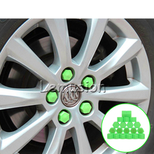 20Pcs Silicone Car Wheel Hub Screw Cover For Suzuki Grand Vitara SX4 Jimmy Hyundai I30 IX35 I20 Solaris Tucson 2016 Accessories