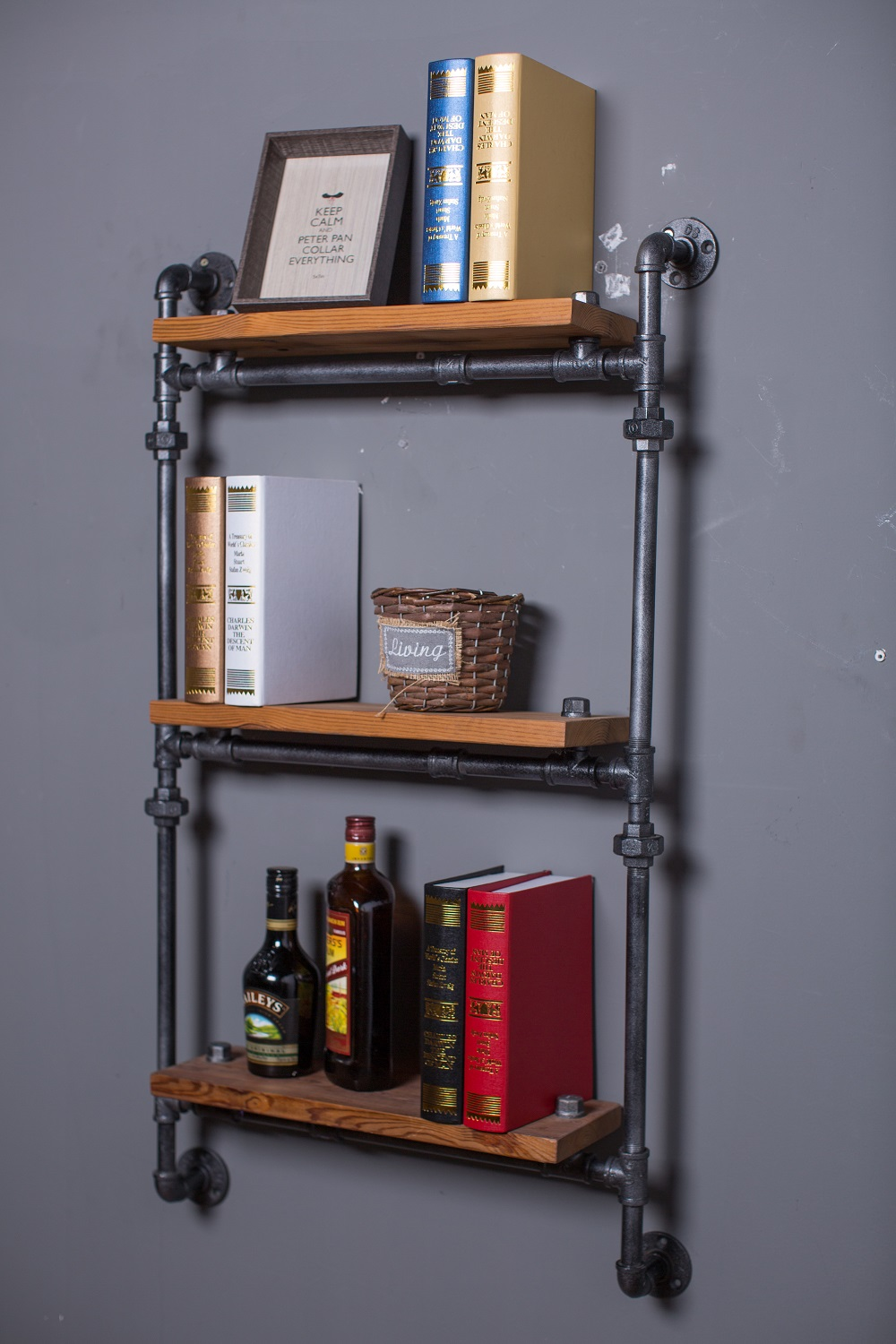 Yuan Separators Mount Bookshelf-Z8 8