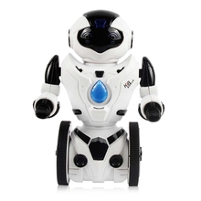 Original RC Robot Intelligent Balance Robot Wheelbarrow Dancing Drive Boxing Gesture Control Robots Kids Birthday Gifts Toys