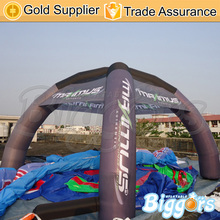 Most Popular Brown Inflatable Octopus Tent Advertising Tent For Events(China)