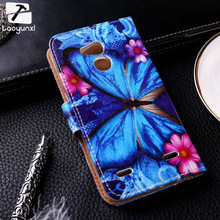Phone Cover Cases ZTE Blade V7 Lite V6 Plus A2 V8 Flip PU Leather X5 D3 X9 V2 Holder Bags - ShenZhen WEE Store store
