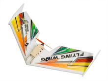 RC Airplane Delta Wing EPP Airplane Model Rainbow Fly Wing 600mm Wingspan ZAGI Plane