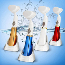 3D Electric Facial Brush cleanser Ultrasonic cleansing brush into the instrument face massage deep clean wash brush