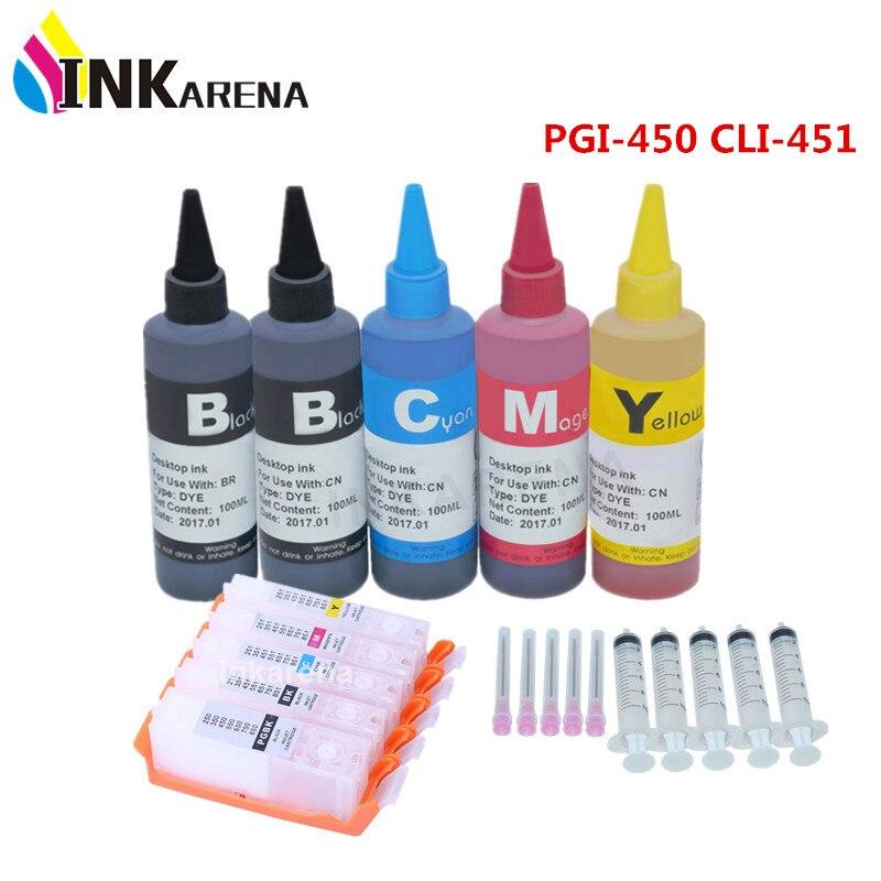 pgi450 +ink +5sn