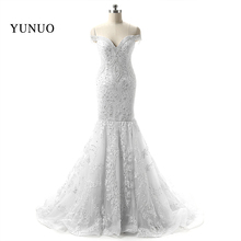 Buy 2017 New Real Photos Bridal Dresses Top Sexy Mermaid Best Selling Hand Beading Appliques Romantic Long Wedding Dresses for $134.00 in AliExpress store
