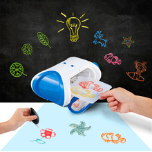 3D Magic Machine Printer Toys For Children Coating Color Pen DIY Drawing Kids Gift Educational Developmental Creative Painting(China)