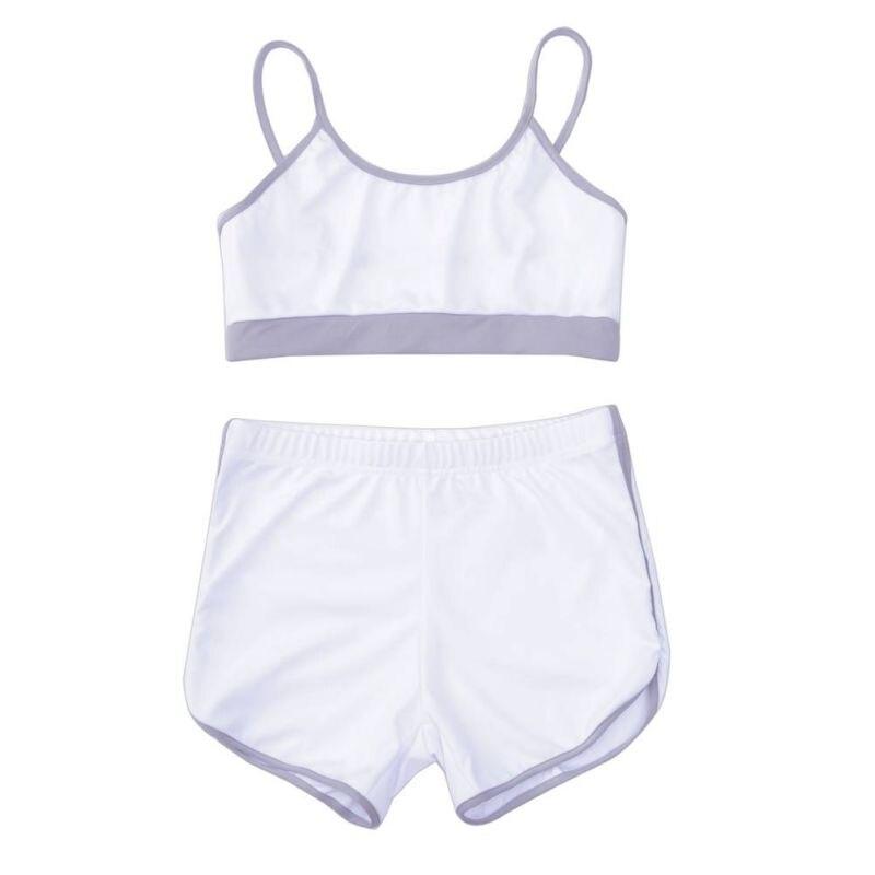 Sport Suit Tracksuit Bra+Short Sportswear 31