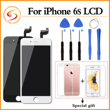 "Grade AAA+++ For iPhone 6S Plus LCD With 3D Force Touch Screen Digitizer Assembly 4.7"" 5.5"" Display No Dead Pixel Free Shipping"