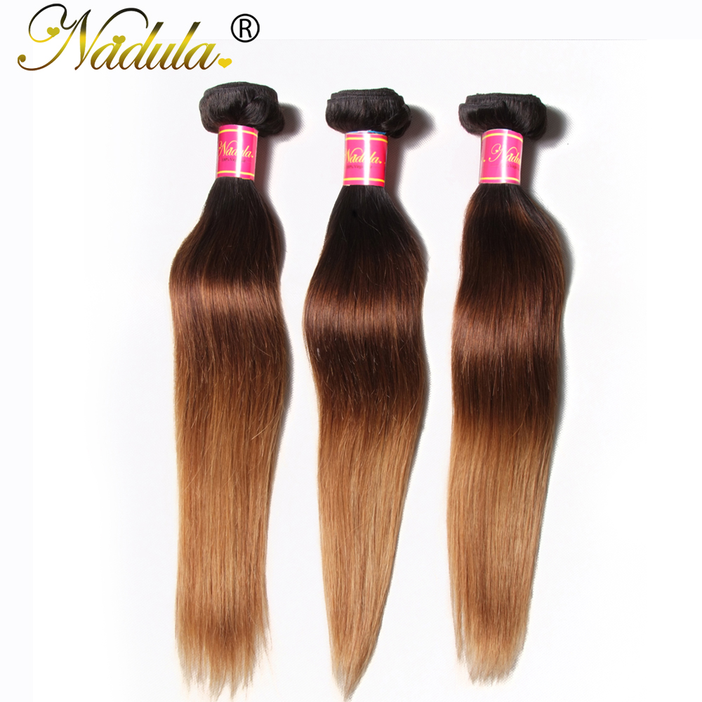 T1b-4-27 Weave Bundles Peruvian Straight Hair Ombre Virgin Hair Extensions Cheap There Tone Ombre Peruvian Virgin Hair Straight <br><br>Aliexpress
