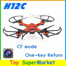 JJRC H12C H12W Wifi Big RC Quadcopter RTF Remote Control Helicopter CF Mode UFO Drone with Camera HD 5MP DFD F181 & CX-20 X5C-1