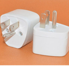 Consumer Electronic Universal Adaptor Converter 3 Pin AC Power Plug Adaptor Connector Travel Power Plug Adapter