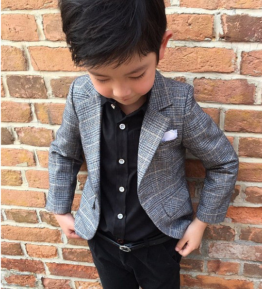 Brand Flowers Boys Formal Suit Wedding campus student Dress Gentleman Kids Jacket Pants ceremony Costumes