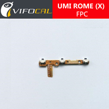 UMI ROME Power Button FPC mobile phone Start & volume up/down Flex cable FPC Parts For UMI ROME X Mobile Phone Circuits