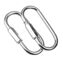 Swing Set Quick Link Clip Snap Hook Swing Connector 2pcs