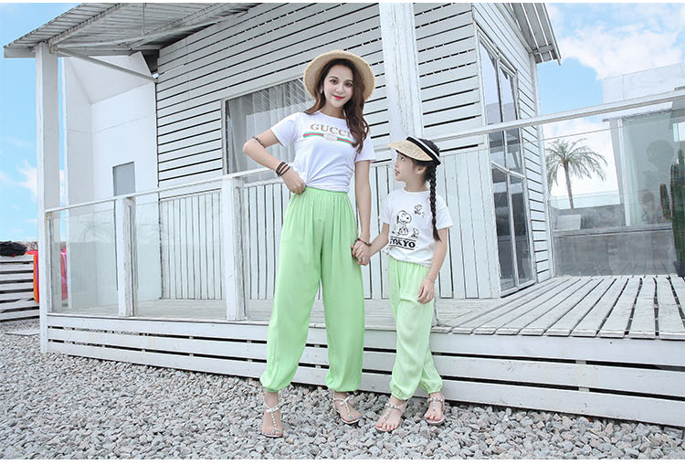 Baggy Pants Women Plus Size Women Pants 19 Summer Women Solid Color Casual Loose Harem Pants Trousers Pantalon Femme Pantalon 2