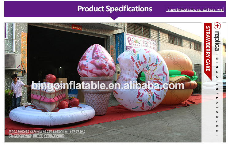 BG-A1261-Strawberry-cake-inflatables-bingoinflatables_01