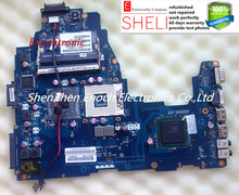 PWWAA LA-6841P for Toshiba Satelite C660 Laptop Motherboard GL40 PGA478 Dual K000111590 60daya warranty SHELI stock No.442