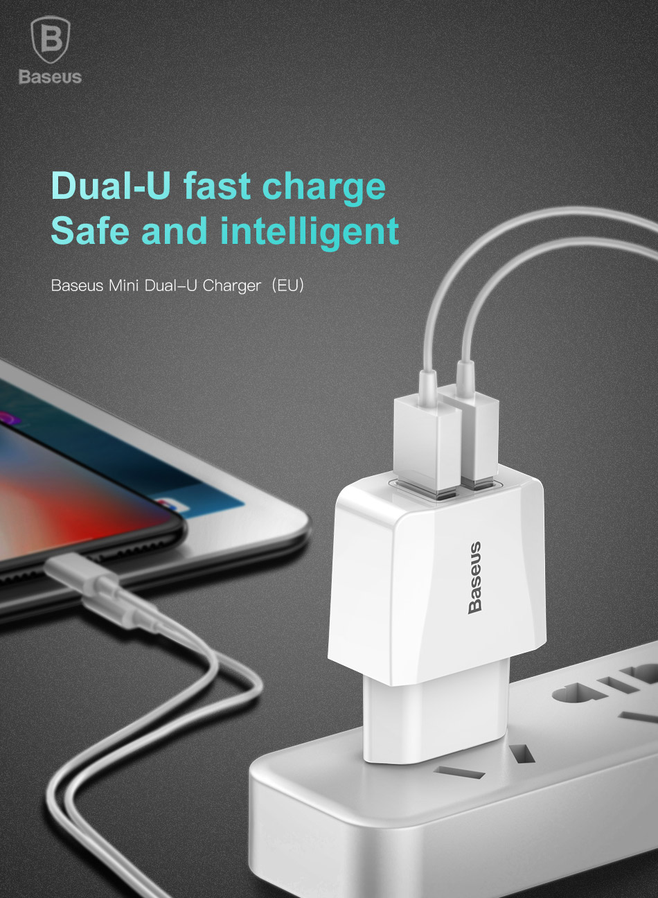 Europe iPhone Charger