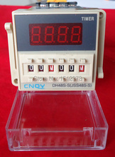 1 piece/lot digital timer DH48S-S 5A 220V AC