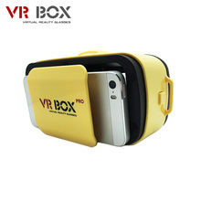 "VR BUCINUM VR BOX 3.0 PRO 3D VR Glasses Immersive VR Headset with 3 Colors Support 4.5-5.5"" Smartphones for Iphone 7 3D Movies"