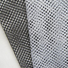 1 yard Super Thin Classic Honeycomb Mesh Fabric Multifunction High Quality White Net Fabric Knit Lining Apparel Cloth DIY Sewing