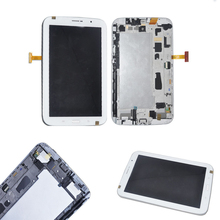 For Samsung Galaxy Note 8 N5100  Full LCD Display Panel Monitor + Touch Screen Digitizer Sensor Assembly + Frame Bezel Housing