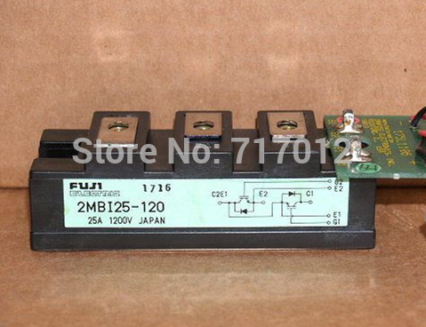 Free Shipping 2MBI25-120 New IGBT 2unit  25A-1200V , quality assurance ,Can directly buy or contact the seller<br><br>Aliexpress
