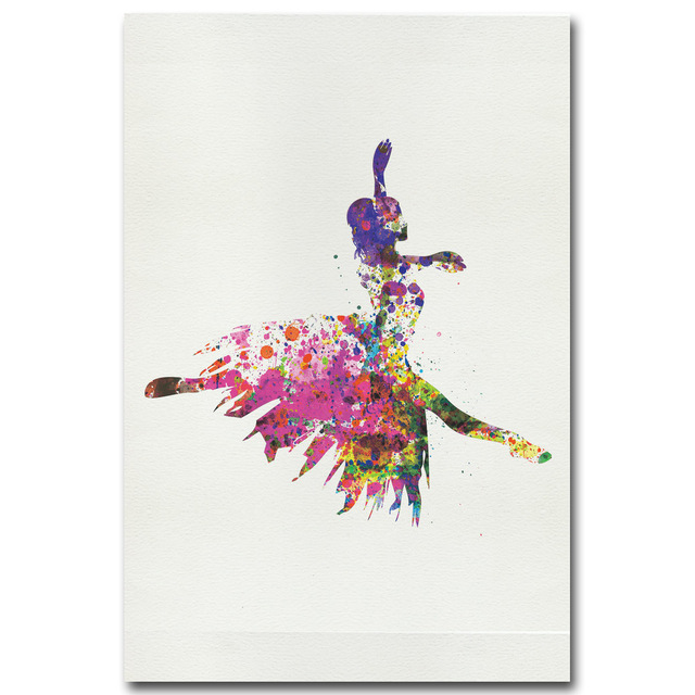 Ballerina-Ballet-Dance-Girl-Minimalist-Art-Canvas-Poster-Painting-Watercolor-Picture-Print-for-Modern-Home-Living.jpg_640x640
