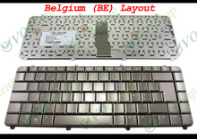 New AZERTY Notebook Laptop keyboard for HP Pavilion dv5 dv5-1000 Series Brozen Belgium BE version - 9J.N2G82.11A(China)