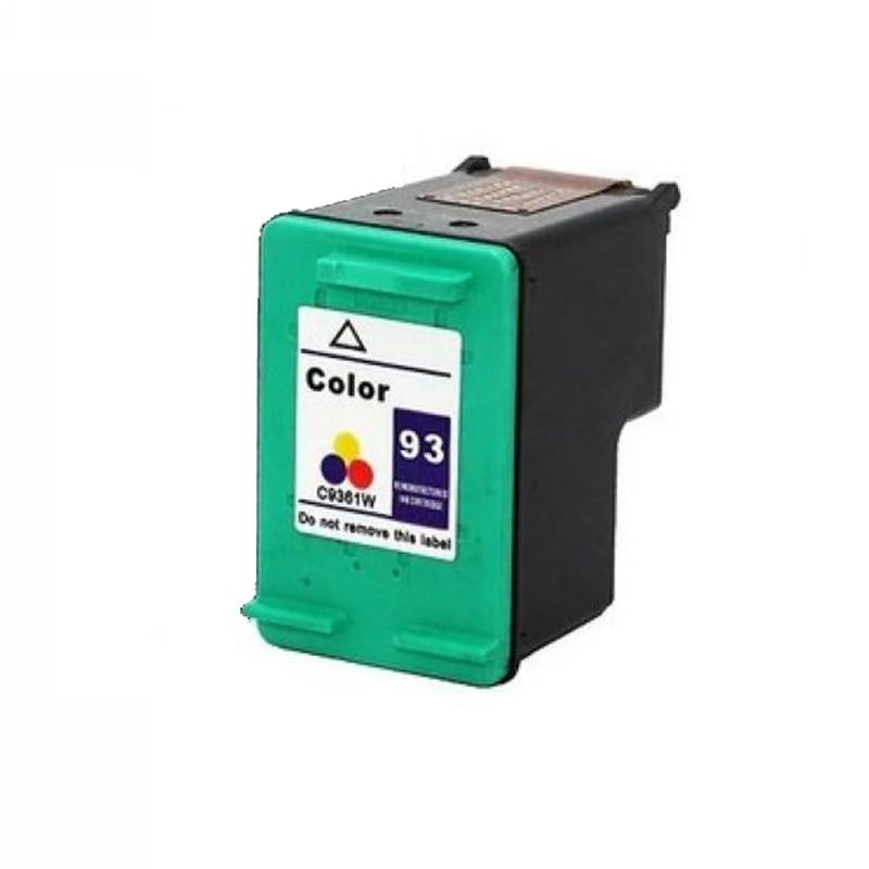 For HP 93 Ink Cartridge For HP Photosmart C3100 7830 C3140 C3180 Deskjet 5440 C3180 C3175 PSC 1507<br><br>Aliexpress
