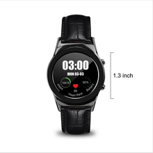 2017New Bluetooth Smart Watch LW01 Smartwatch Heart Rate Monitor Mp3/Mp4 Wristband reloj inteligente for IOS android phone pk g3(China)