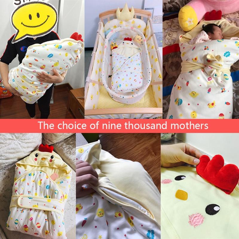 Chuxia Baby Sleeping Bag Envelope Cotton Winter Thick Warm Sleep Sacks Baby Girl Boy Blanket Sleepers For Stroller Sleep bag<br>