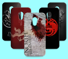 Ice and Fire Cover Relief Shell For Meizu MX2 MX3 Cool Game of Thrones Phone Cases For Meizu MX5 MX6