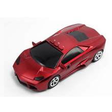 Voice Alert 360 degree car Radar detector English voice Wholesale price  Red color