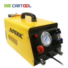 Newly AUTOOL BX402 Auto Gearbox Oil Exchange Cleaning Machine BX402 Automatic transmission gearbox changer