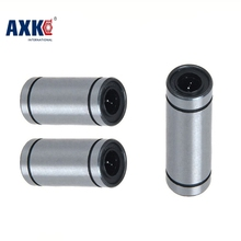 Buy AXK 2pcs LM6LUU long type 6mm linear ball bearing CNC parts 3D printer LM6L for $4.39 in AliExpress store