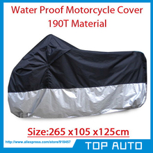 Motorcycle Scooter Cover For Yamaha V-Star 1100 DragStar 1100 XVS1100 XVS1100A