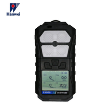 Harwest SMART interchangeable sensor module detecting 4 gases E4000 Portable Multi Gas Detector(China)