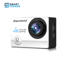Excelvan Q8  Action Camera2.0 inch WiFi 4 K 30FPS H.264 30 m Waterproof 170 Lens Great Action DV 16MP Sports Camera