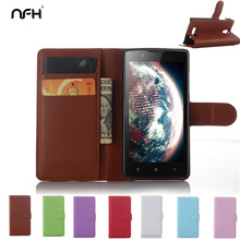 Litchi Leather Case For Lenovo 2010 Angus 2,Retro Flip Wallet+2 Card Holder Cover For Lenovo A2010 A 2010 Phone Case Brown Black