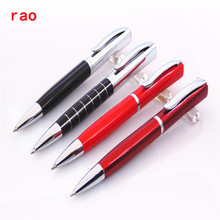 High quality you 819 squares Cross Line Black various colors Business office Medium nib Ballpoint Pen New(China)